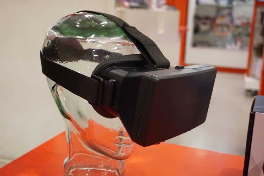 VR Brille zum Einsatz in Reisebüros