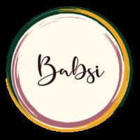 Zu sehen ist das Logo der Firma Babsi.